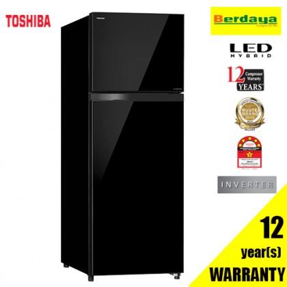 Toshiba GR-AG48MDZ (XK) 480L 2-DOORS LED HYBRID INVERTER REFRIGERATOR