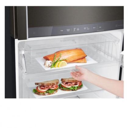 LG 410L GN-H432HXHC 2 Doors Inverter Linear Compressor Refrigerator