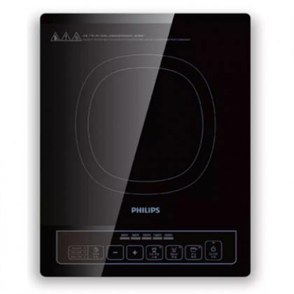 Philips HD4902/60 Induction Cooker 2 Menus 5 Power Levels