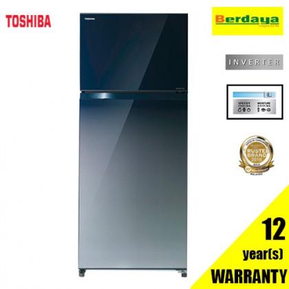 Toshiba GR-HG55MDZ (GG) 550L 2 Door Inverter Refrigerator