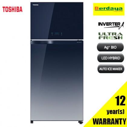 Toshiba GR-AG66MA (GG) 661L 2 Doors Fridge