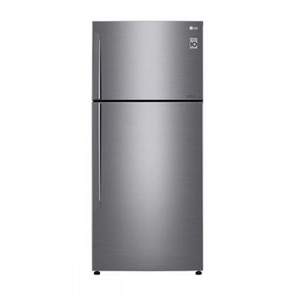 LG GN-C602HLCC 478L Top Freezer with Inverter Linear Compressor Fridge