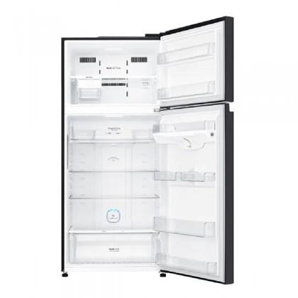 LG GN-C702SGGC 506L Inverter Top Freezer With Door Cooling Refrigerator
