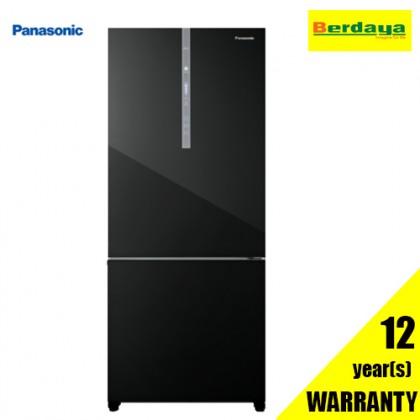 Panasonic NR-BX410KMY 407L Inverter 2 Door Fridge