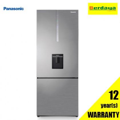 Panasonic NR-BX460WSMY 2 Door Inverter Bottom Freezer Refrigerator