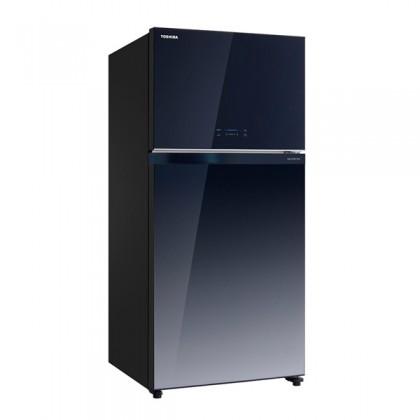 Toshiba GR-AG58MA (GG) 610L 2-Doors Duo Hybrid Inverter Refrigerator