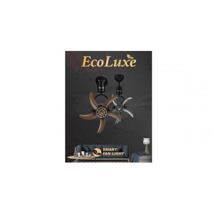 """Ecoluxe ECO-688 20"""" DC 5 Blades 180° Swing Wall Fan"""