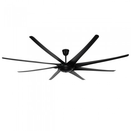 """Ecoluxe ECO-880 100"""" 8 Blades 6 Speed Ceiling Fan"""