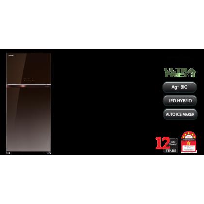 TOSHIBA GR-AG66MA (PGB) 661L 2 DOOR INVERTER REFRIGERATOR