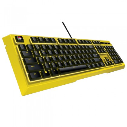 RAZER x Pokémon Pikachu Edition Gaming Keyboard