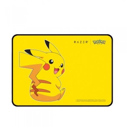 RAZER x Pokémon Pikachu Edition Gaming Mouse + Mat Bundle