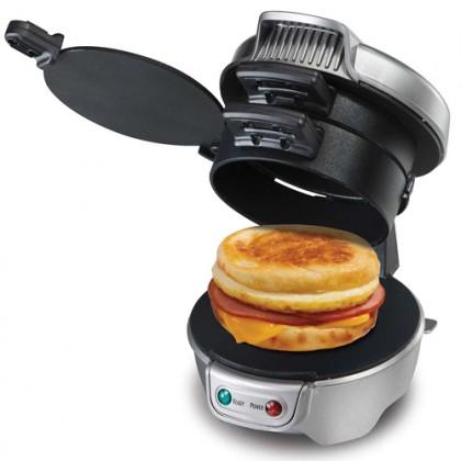 Hamilton Beach 25475-SAU Breakfast Sandwich Maker