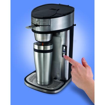 Hamilton Beach 49981-SAU Scoop Single-Serve Coffee Maker