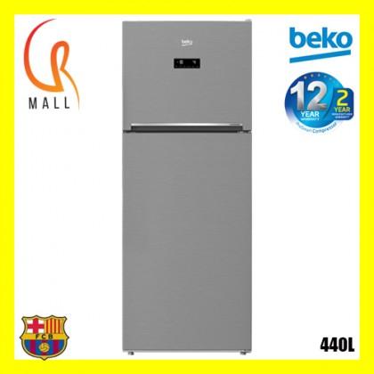 Beko 440L RDNT440E50VZP 2 Door ProSmart Inverter Fridge